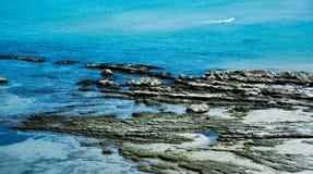 Beautiful Low tide Royalty Free Stock Image