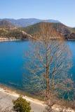 Beautiful Lugu lake Royalty Free Stock Image