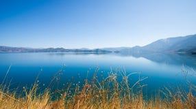 Beautiful Lugu lake Royalty Free Stock Photo