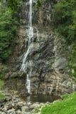 Beautiful Lush Waterfall. Mencune Waterfall, Beautiful Lush Waterfall stock images