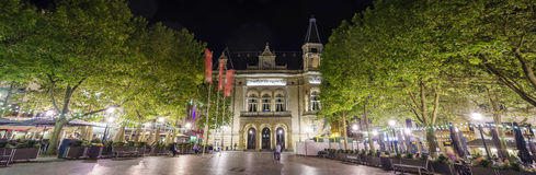 The beautiful Luxembourg Cercle Cite Stock Photo