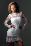 Beautiful luxurious woman Royalty Free Stock Photo