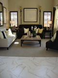 Beautiful Luxury Living Room royalty free stock image
