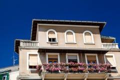 Beautiful Luxury Villa in Optija Stock Image