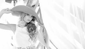 Beautiful luxury woman Royalty Free Stock Image