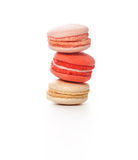 Beautiful Macarons Royalty Free Stock Images