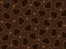 Beautiful macro heart background Royalty Free Stock Images