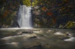 Casoca waterfall from Buzau,  Romania