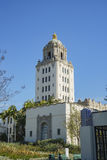 Beautiful main building of Beverly Hills city hall Stock Photo
