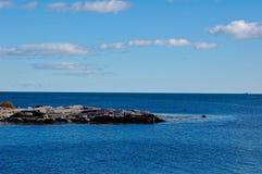 Beautiful Maine Coastline Royalty Free Stock Photography
