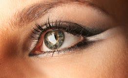 Beautiful make-up Royalty Free Stock Images