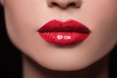 Beautiful make-up. Stock Image