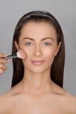 Beautiful make-up. Stock Images