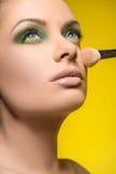 Beautiful make-up. Royalty Free Stock Images