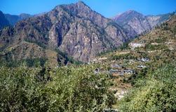 Beautiful Manali landscape Royalty Free Stock Image