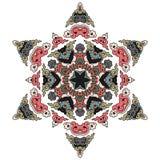 Beautiful mandala. Round ornamental pattern. Royalty Free Stock Photo