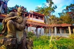 Beautiful maple place, Taiwan Stock Image
