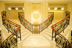 Free Beautiful Marble Stairs Royalty Free Stock Photo - 27687935