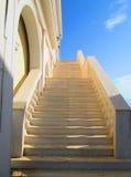 Beautiful Marble Stairway Royalty Free Stock Photo