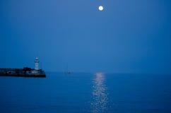 Beautiful marine landscape Royalty Free Stock Photos