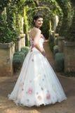 Beautiful Mature Bride Royalty Free Stock Photos