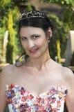 Beautiful Mature Bride Stock Photos