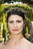 Beautiful Mature Bride Royalty Free Stock Photo