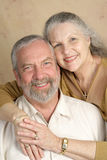 Beautiful Mature Couple Royalty Free Stock Image