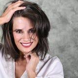 Beautiful Mature Woman stock photos