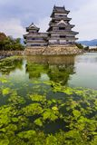 Beautiful medieval castle Matsumoto  Stock Image