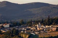Beautiful Medieval Village Bauduen Stock Image