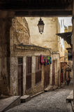 The beautiful medina of Fez, Morocco Stock Images
