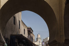 The beautiful medina of Fez, Morocco Royalty Free Stock Photo