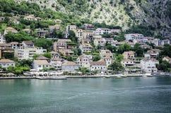 Beautiful Mediterranean coast Stock Photo