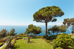 Beautiful Mediterranean landscape Stock Image