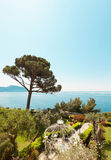 Beautiful Mediterranean landscape Stock Photography