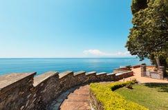 Beautiful Mediterranean landscape Royalty Free Stock Photos