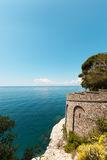 Beautiful Mediterranean landscape Royalty Free Stock Photo