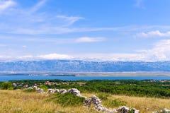 Beautiful Mediterranean landscape Royalty Free Stock Photo