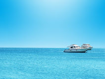 Beautiful mediterranean seascape Royalty Free Stock Image