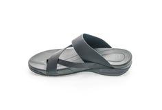 Beautiful men fashion sandal Stock Images