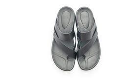 Beautiful men fashion sandal Stock Photography