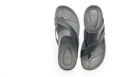 Beautiful men fashion sandal Stock Photo