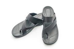 Beautiful men fashion sandal Royalty Free Stock Images