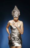 Beautiful mermaid Royalty Free Stock Photography