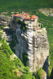 Beautiful meteora Royalty Free Stock Images