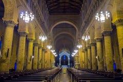 Beautiful Metropolitan Cathedral church in Stock Photos