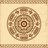 Beautiful Mexican ethnic ornament Royalty Free Stock Photography