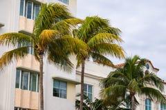 Beautiful Miami Beach stock images