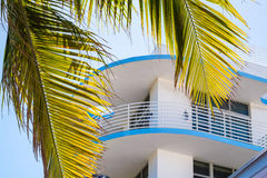 Beautiful Miami Beach Royalty Free Stock Photo